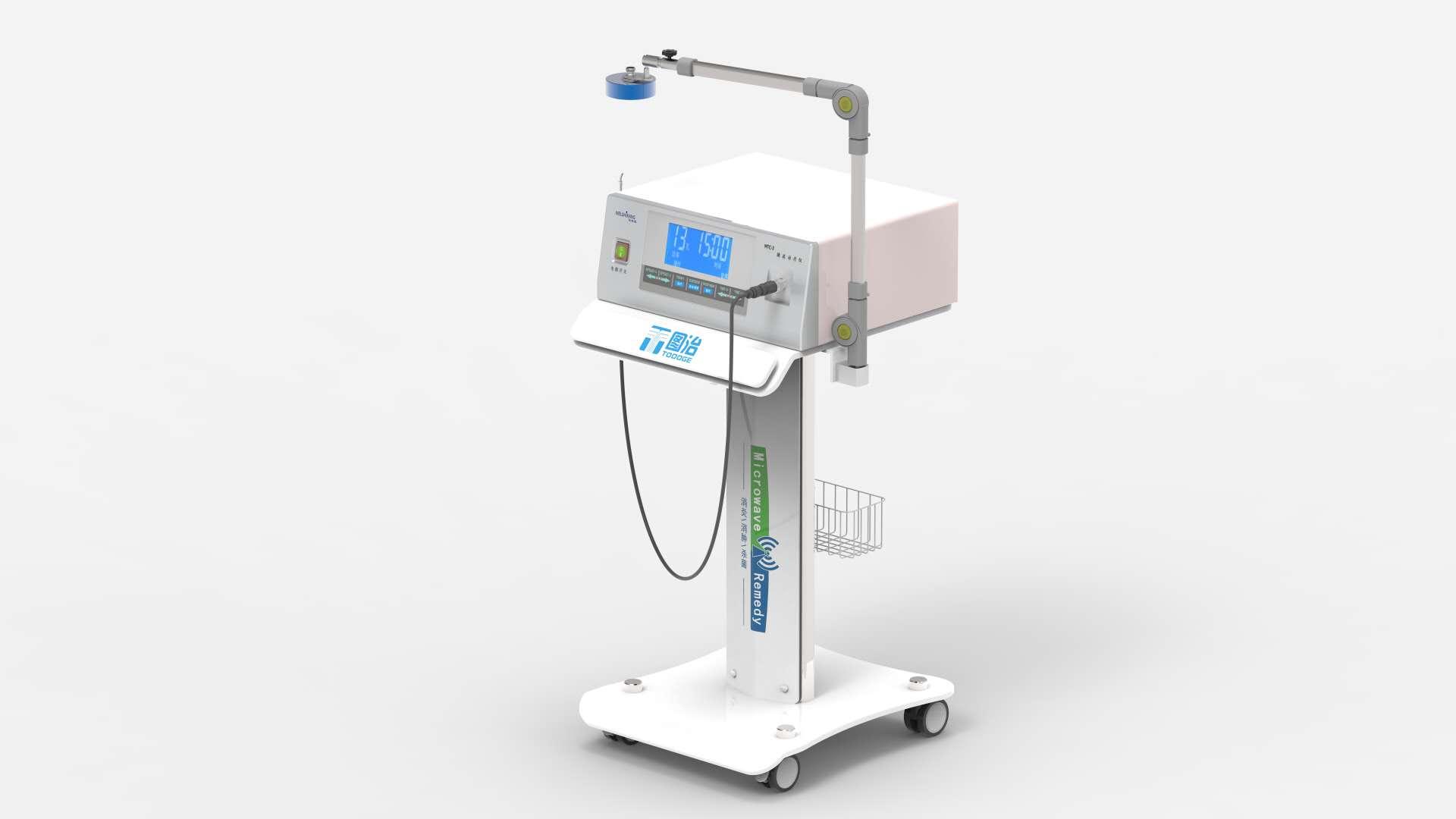 MTC-3 微波治疗仪(双路输出介绍)